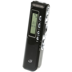 GPX Digital Voice Recorder PR047B