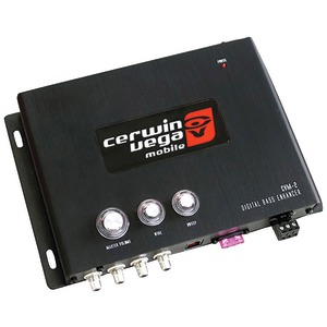 CERWIN-VEGA MOBILE Car Audio Party-Pack Sound System CVM-SS2