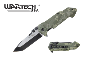 Wartech 8.25 inches Pocket Knife PWT71GCM