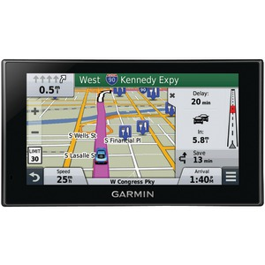 GARMIN nuvi(R) 2689LMT 6 inch. Travel Assistant with Free Lifetime Maps & Traffic Updates 010-01188-02