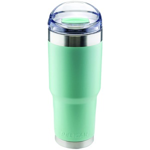 PELICAN Traveler Tumbler, Sea Foam Green (32 Ounce) TRAV-SD32-SEAGRN