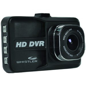 WHISTLER D14VR 1080p/720p HD Automotive DVR with 3 inch. Screen D14VR