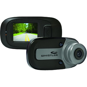 WHISTLER D12VR 1080p/720p HD Automotive DVR with 1.5 inch. Screen D12VR