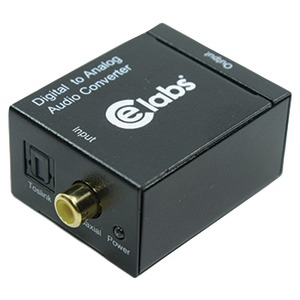 CE LABS Digital to Analog Audio Converter DAC102