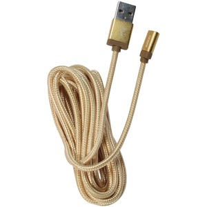 DURACELL Lightning(TM) Charge & Sync Cable 10ft (Gold) PRO906