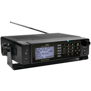 WHISTLER Digital Desktop-Mobile Radio Scanner WS1098