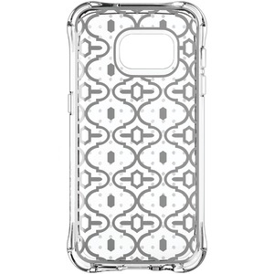 Samsung(R) Galaxy S(R) 7 Jewel Mirage Case (Translucent Clear-Silver KASBAH)