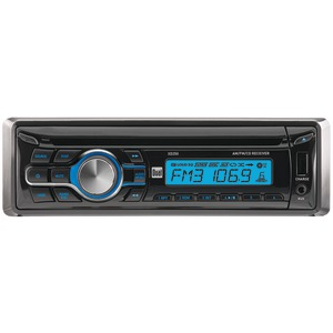 DUAL Single-DIN In-Dash CD Receiver with USB XD250