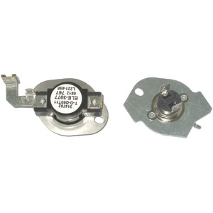 NAPCO Dryer Thermostat & Fuse Kit (Whirlpool(R) N197) N 197 (VERSION OF 279816)