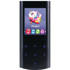 4GB Video MP3 Player with Rechargeable Battery