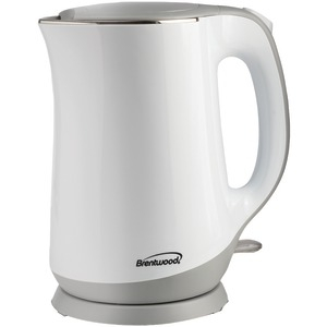 BRENTWOOD 1.7L Cool-Touch Electric Kettle KT-2017W
