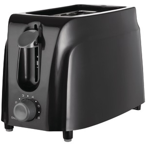 BRENTWOOD Cool-Touch 2-Slice Toaster TS-260B