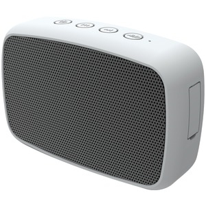 Rugged Life Bluetooth(R) Speaker (Silver)
