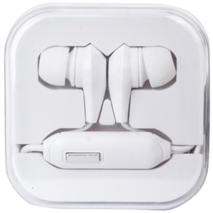 Stereo Earbuds with Microphone