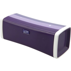 Bluetooth(R) Speaker with USB Port (Purple)