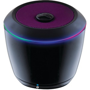 Bluetooth(R) Speaker with Changing LED