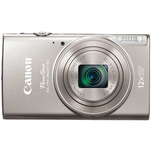 20.2 Megapixel PowerShot(R) ELPH 360 HS Digital Camera (Silver)
