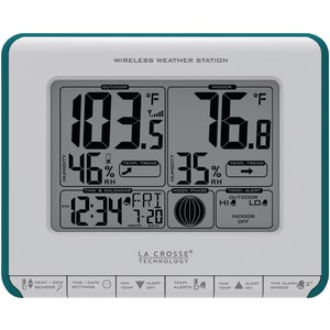LA CROSSE TECHNOLOGY Wireless Weather Station 308-1711BL