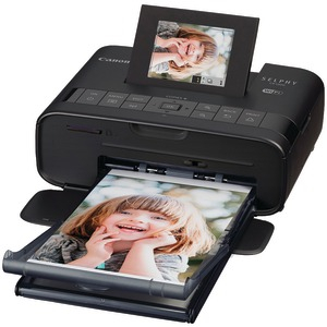 SELPHY(R) CP1200 Mobile & Compact Printer (Black)