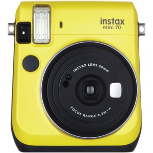 Instax(R) Mini 70 (Yellow)