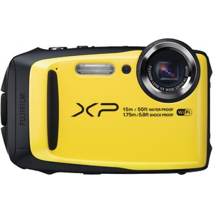 16.0 Megapixel FinePix(R) XP90 Digital Camera (Yellow)