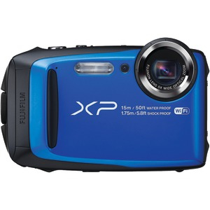 16.0 Megapixel FinePix(R) XP90 Digital Camera (Blue)