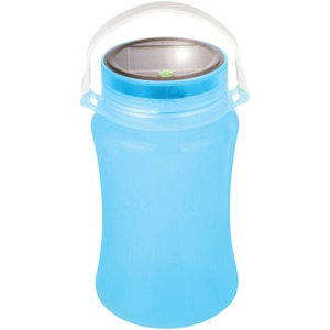STANSPORT Solar Storage Bottle-Lantern (Blue) 113-50