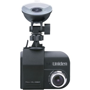 UNIDEN DC4 Full HD Dash Cam with Lane Departure Warning DC4