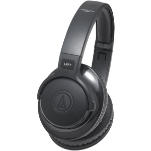 AUDIO TECHNICA SonicFuel(R) Bluetooth(R) Over-Ear Headphones with Microphone ATH-S700BT