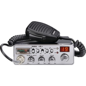 UNIDEN 40-Channel CB Radio (Without SWR Meter) PC68LTX