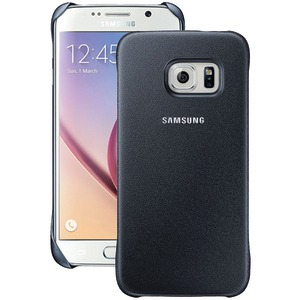 SAMSUNG Protective Cover for Samsung(R) Galaxy S(R) 6 (Black Sapphire) 34-2873-05-XP