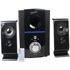 Bluetooth(R) Multimedia Speaker System
