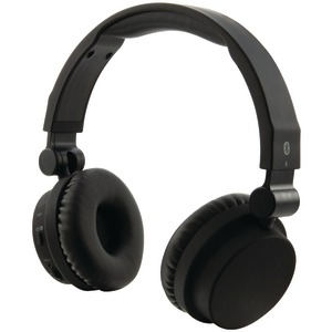 Bluetooth(R) Headphones with Microphone (Matte Black)