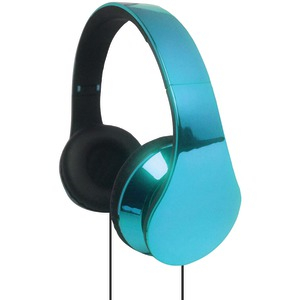 IQ-215 High-Performance Stereo Headphones (Blue)