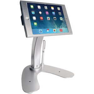 iPad mini(TM)-iPad mini(TM) 2-iPad mini(TM) 3-iPad mini(TM) 4 Antitheft Security Kiosk & POS Stand