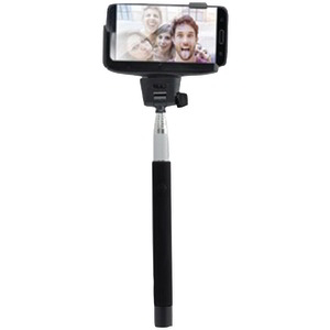SUPERSONIC Selfie Stick with Bluetooth(R) Shutter Button SC-1600SBT