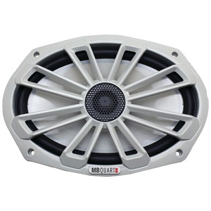 MB QUART Nautic Series 6 inch. x 9 inch. 140-Watt 2-Way Coaxial Speaker System (Not Illuminated) NK1-169