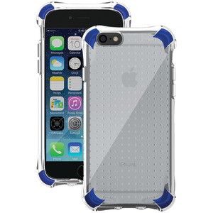 iPhone(R) 6-6s Jewel Spark Case (Translucent Clear with Sapphire Corners)