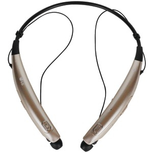 LG TONE PRO(TM) HBS-770 Stereo Headset (Gold) 12958VRP