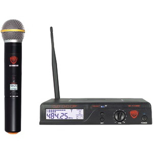 NADY UHF 100-Channel Wireless Handheld Microphone System U-1100 HT/A