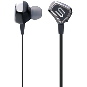 SOUL IMPACT Wireless Headphones with Microphone (Chrome) IMPACT