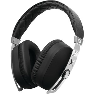 SOUL Jet Pro Headphones with Microphone (Deluxe Silver Edition) JETPROSLV