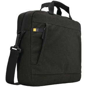 CASE LOGIC Huxton 14.1 inch. Laptop Attache in Black HUXA114 BLACK