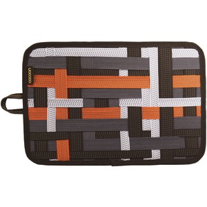 COCOON 12 inch. GRID-IT!(R) with Accessory Organizer Pocket (Orange) CPG15OR