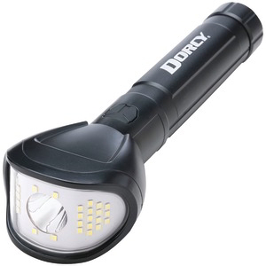 DORCY 850-Lumen LED Wide-Beam Flashlight 41-4346