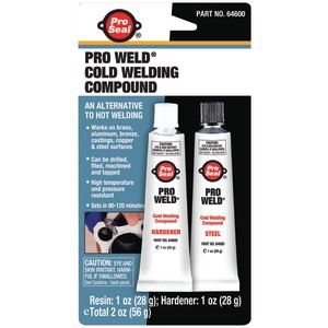 PRO SEAL Pro Weld(R) Cold Welding Compound N64600