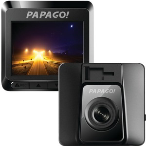 PAPAGO GoSafe 388 Full HD Mini Dash Cam with 8GB microSD(TM) Card GS3888G