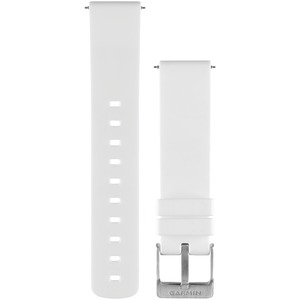 GARMIN vivomove(TM) Replacement Band (Sport-Style Band; White) 010-12495-01