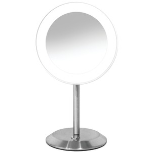 CONAIR 8x LED Single-Sided Mirror BE50SX