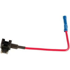BATTERY DOCTOR Tapa Circut(TM) Dual Fuse Holder (Mini, Red) 30105